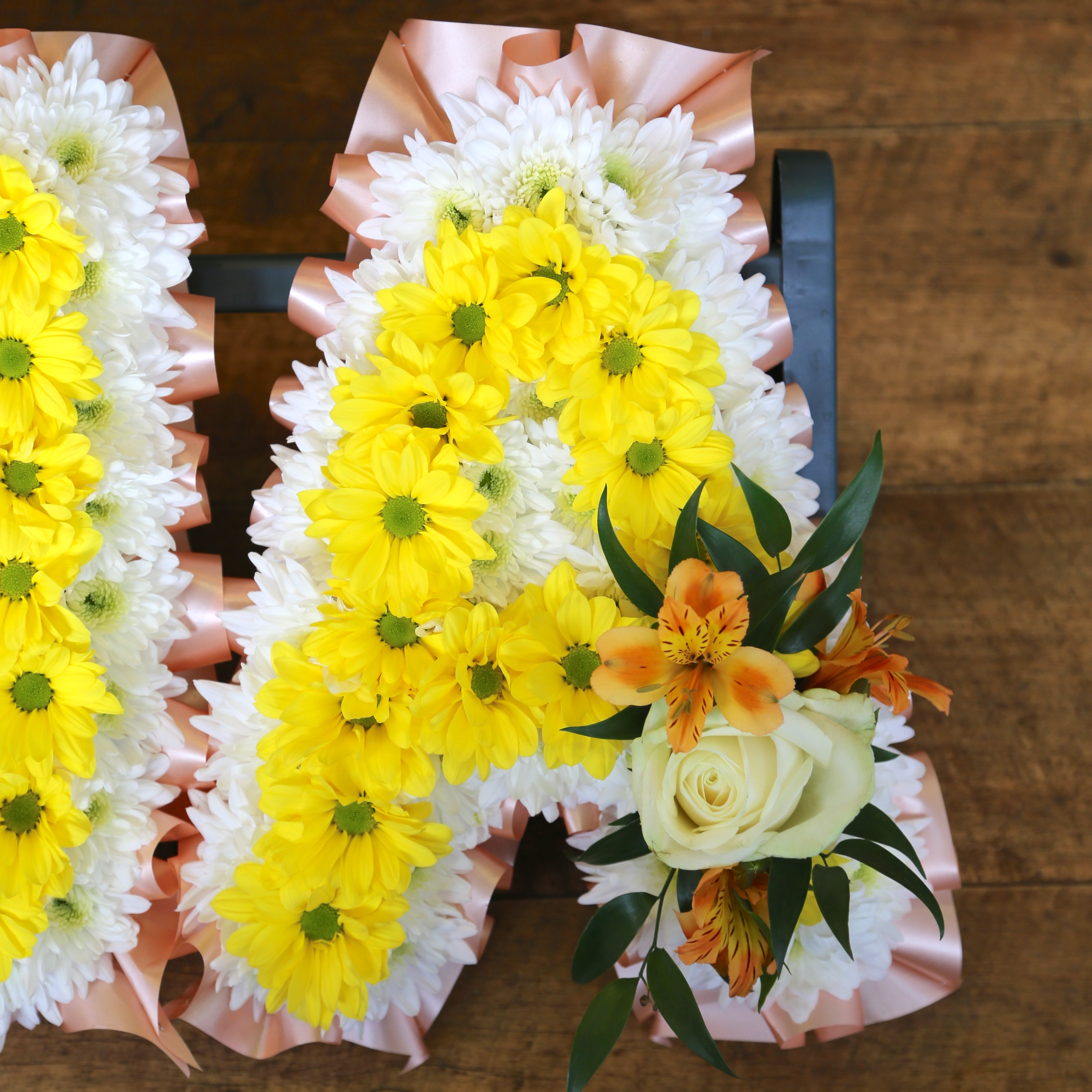 Funeral letters welwyn florist funeral letters izmirmasajfo Images